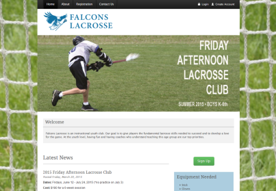 Falcons Lacrosse