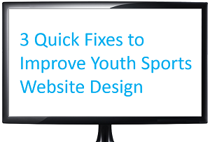 steps to improve sports website