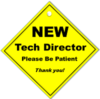 New tech director tips