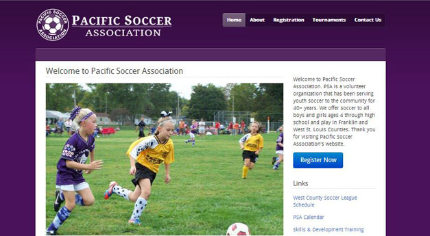 Pacific Soccer Assocaition