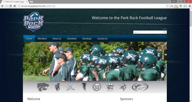 Park Rock League